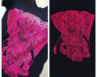 Elegant Elephant T-Shirt