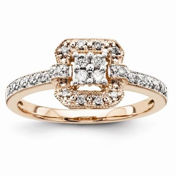 Average Diamond Specs Engagement Ring Weight