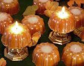 9 oz Bundt Cake Candles-Pumpkin Pie 6 Pack