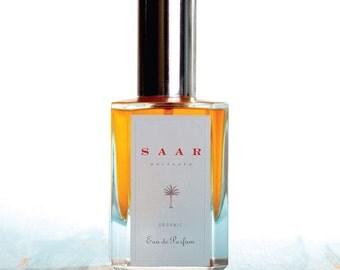 Organic Eau de Parfum { Soleares }