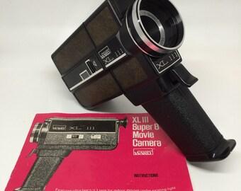 1960's Montgomery Ward 8mm Movie Camera