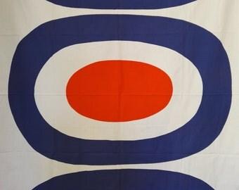 Melooni fabric from 1963s - Marimekko