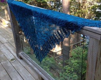 Valency Beaded Shawl