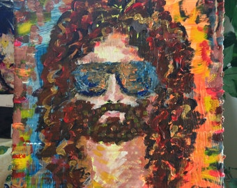 Custom Portrait Acrylic
