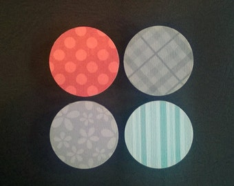 Classy Contemporary Magnets (Set of Four)