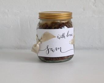 Cake in a jar x2