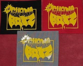 GUANA BATZ (49) psychobilly patch