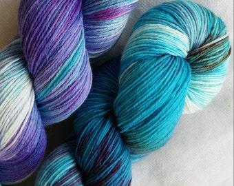 Yarn package / Kit Merino silk