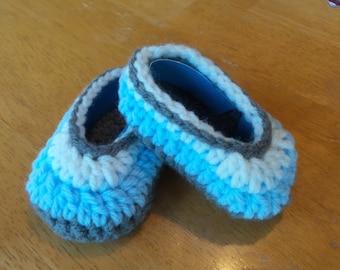 Boy shoe 3-6mths