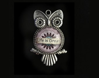 Life Is Good Owl