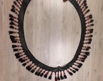 Handmade tassel from central Asia
