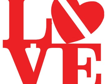 Love SCUBA Cross Stitch