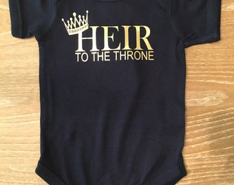 Heir To The Throne Onsie