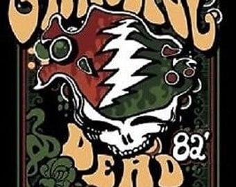 Grateful Dead 24x36 Montego Bay Music Poster 2010 Rasta