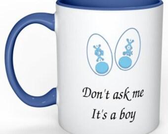 Custom mug - 4 + 1 free - mug-humor don