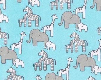 Little Safari Flannel