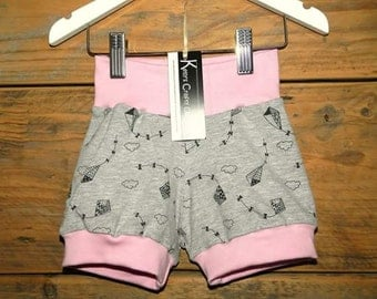 9-12 month cuff shorts