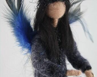 Fairy felted wool