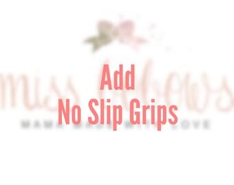 Add No Slip Grips