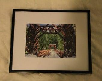 Bridge to Rainier