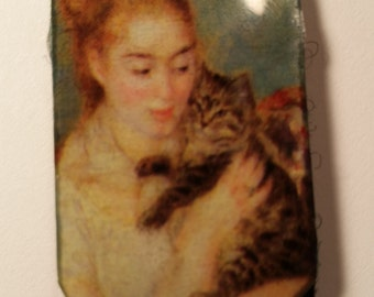 RENOIR TAG - from our Artists Collection #2012