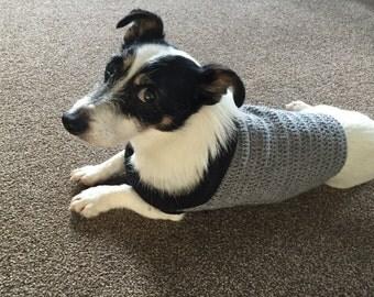 Hand made little dog's jumper
