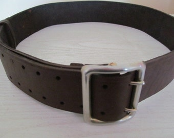New Belt of an officer of the Soviet Army