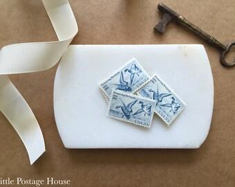 Preserving Wetlands Stamps | 10 Unused Vintage Postage Stamps | 20 Cents | 1984