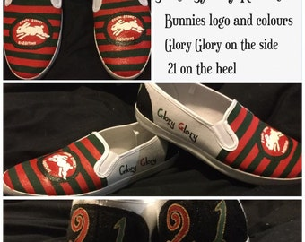 South Sydney Rabbitohs Shoes