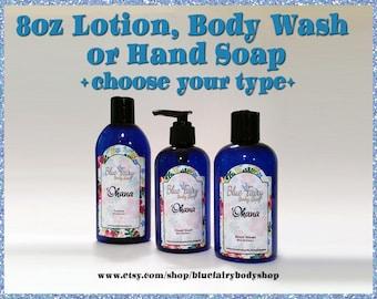 One (1) Eight Ounce 'Ohana Lotion, Body Wash or Hand Soap - You Choose!