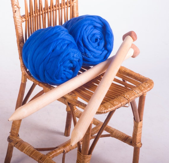 diy doudou super grosse laine tricot couverture tricot kit. Black Bedroom Furniture Sets. Home Design Ideas