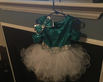 Pageant dress size 3