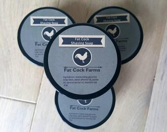 Fat Cock Shaving Soap