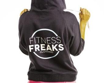 Fitness Freaks Clothing Hoodie