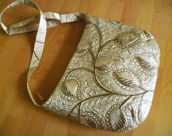 Shoulder bag gold rush