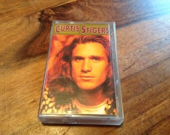 Curtis Stigers, Music Cassette Tape Album