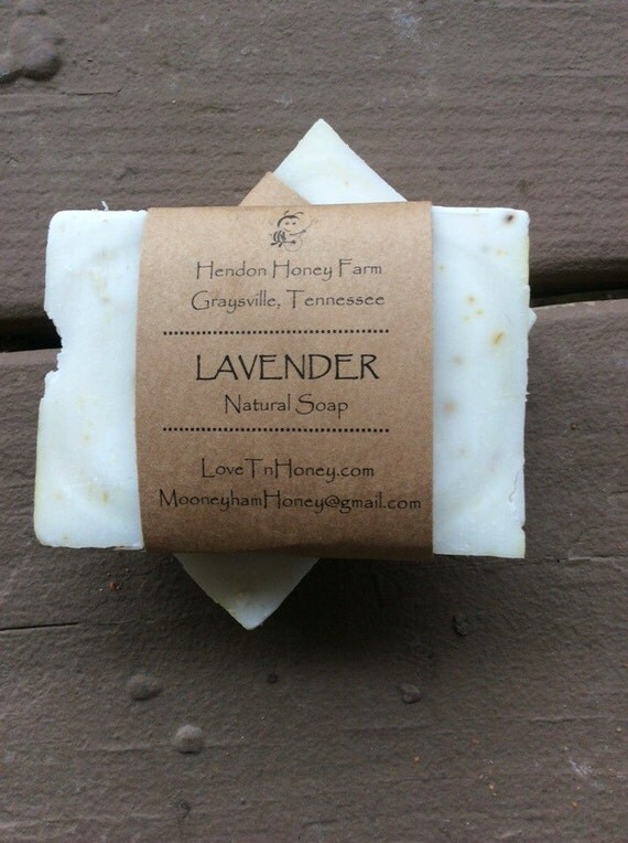 gift all natural lavender soap perfect gift for baby shower host