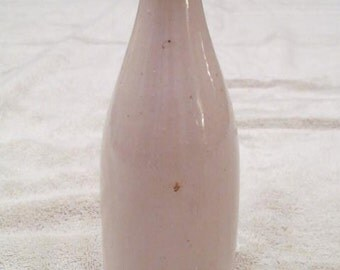 Pottery Bottle
