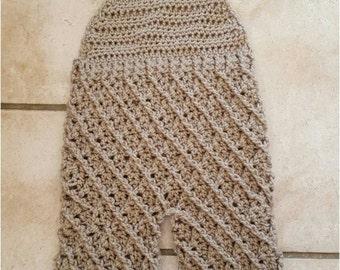 Bib crochet size 6-12 months