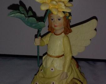 """SALE!!!  SALE!!!   Wildflower Angels """"Chrysanthemums for November*"""