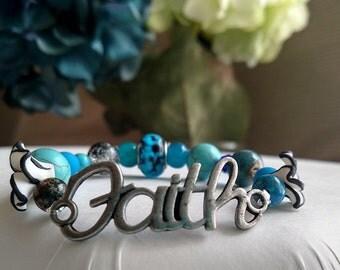 Faith Inspiration Bracelet