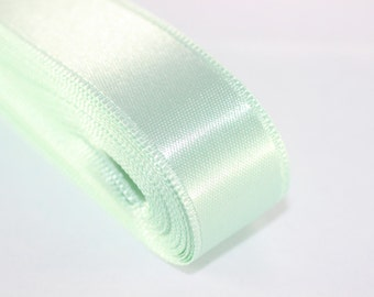 10 meters (10.90 yrds)  Satin Ribbon - Double Sided Satin Ribbon, Silky Ribbon - Satin Ribbons