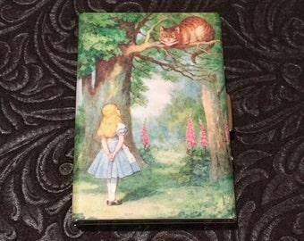 Alice in Wonderland Novelty Wallet