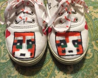 Custom Canvas Sneakers