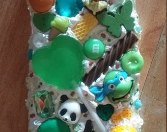 Decoden Samsung Galaxy S6 G920 phone case - SOMEGREEN