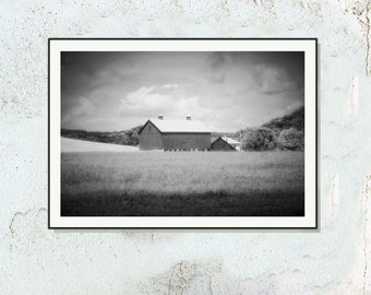 Black And White Photography Country Home Decor Photography Country Decor Black And White Art Wall Art Print Home Decor Living Room Art