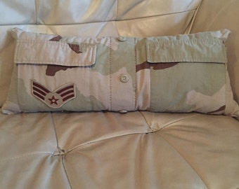 Airforce Pillow