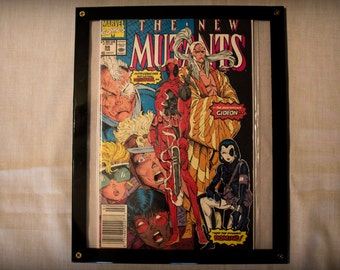 New Mutants #98 - First Appearance of Deadpool