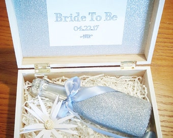 Sparkling Gift Box | Bridal Shower Gift Box | Bride To Be Gift Box