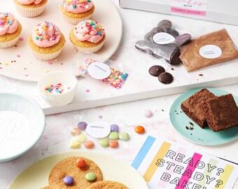 Baking kit for children, Christmas gifts for kids! Gifts for kids, gifts, birthday gifts, christmas gifts, baking kit, for children, sweets